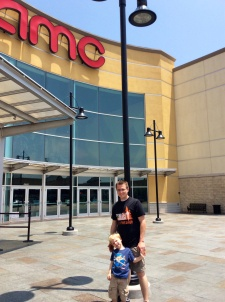 Taking Caedmon to see Planes: Fire and Rescue