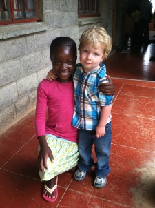 Caedmon and Mary W. This girl definitely has our heart!